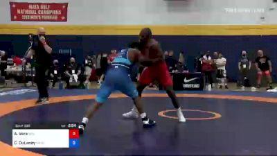 87 kg Final - Alan Vera, New York Athletic Club vs Christian DuLaney, Minnesota Storm