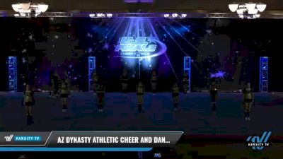 AZ Dynasty Athletic Cheer and Dance - Venom [2021 L4 Perf Rec - 8-18 Years Old (NON) Day 2] 2021 The U.S. Finals: Phoenix