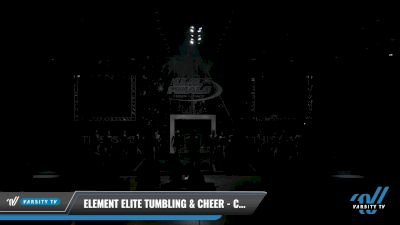 Element Elite Tumbling & Cheer - CARBON COED [2021 L4 Senior Coed - D2 Day 2] 2021 The U.S. Finals: Louisville