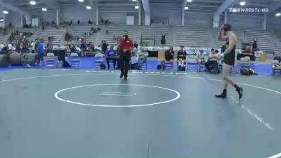 165 lbs Final - Harvey Ludington IV, Revival Orange vs Landon Phillips, Roundtree Wrestling Academy