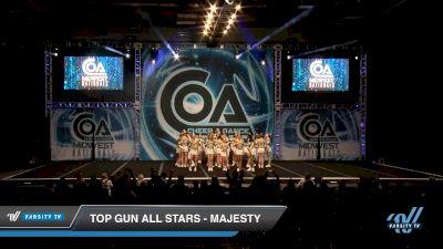 Top Gun All Stars - Majesty [2020 L2 Senior - Medium Day 2] 2020 COA: Midwest National Championship