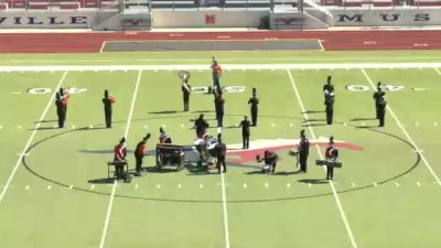 "Centerville High School ""Centerville TX"" at 2021 USBands Madisonville Showcase"
