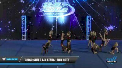 Chico Cheer All Stars - RED HOTS [2021 L1 Mini Day 2] 2021 The U.S. Finals: Phoenix