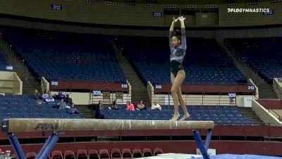 Alyssa Jefferson - Beam, Pearland Elite - 2020 Metroplex Challenge