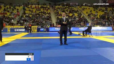 RICARDO FERREIRA EVANGELISTA vs JOSEPH MOKU KAHAWAI JR. 2019 World Jiu-Jitsu IBJJF Championship