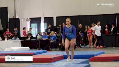 Ellie Black - Beam, Halifax Alta Gymnastics Club - 2019 Canadian Gymnastics Championships
