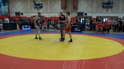 77 kg Consi Of 8 #2 - John Yeats, Canada vs Alec Ortiz, Minnesota Storm