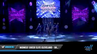 Midwest Cheer Elite Cleveland - Sr Contemporary [2021 Senior Coed - Contemporary/Lyrical - Small Day 2] 2021 JAMfest: Dance Super Nationals