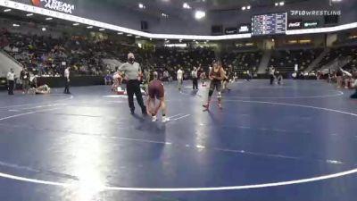 157 lbs Prelims - Robert Silva, Simpson College vs Tyler Shilson, Augsburg University