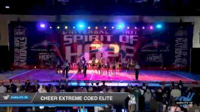 Cheer Extreme - Kernersville - Coed Elite [2021 Senior Small Coed 6 Day 2] 2021 Universal Spirit: Spirit of Hope National Championship