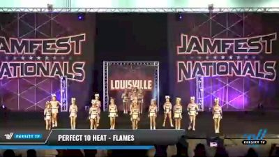 Perfect 10 Heat - Flames [2021 L2 Youth - D2 - Small Day 1] 2021 JAMfest: Louisville Championship