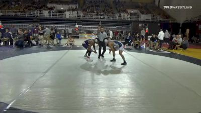 138 lbs Semifinal - Clement Woods, Mount Saint Joseph vs Beau Bartlett, Wyoming Seminary