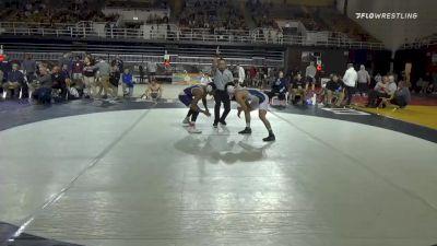 138 lbs Semifinal - Clement Woods, Mount Saint Joseph vs Beau Bartlett, Wyoming Seminary
