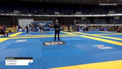 JEFERSON GUARESI vs JAIME CANUTO 2019 World IBJJF Jiu-Jitsu No-Gi Championship