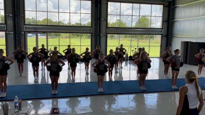 Archbishop Hannan High School - JV All Girl [Game Day - Junior Varsity Non Tumbling] 2020 UCA Home Camp Showcase