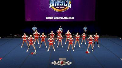 South Central Athletics [2021 Trad Rec Non Aff 14Y Finals] 2021 UCA National High School Cheerleading Championship