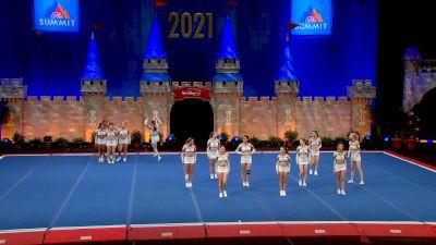 Rock Solid All Stars - SAINTS [2021 L2 Senior - Small Finals] 2021 The Summit