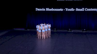 Dancin Bluebonnets - Youth- Small Contemporary [2021 Youth Contemporary / Lyrical - Small Semis] 2021 The Dance Summit
