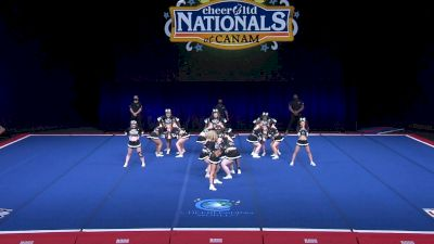 World Cup - Blackout [2021 L6 International Open Non Tumbling Semis] 2021 The Cheerleading Worlds