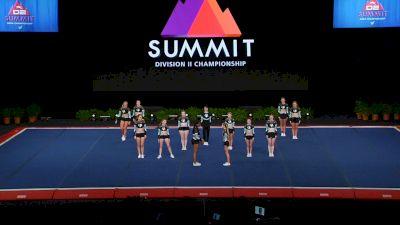 Central Athletics - Black Ice [2021 L4 Senior Coed - Small Wild Card] 2021 The D2 Summit