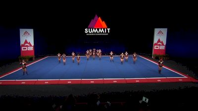 Texas Cheer Force Elite - Fierce [2021 L3 Junior - Small Wild Card] 2021 The D2 Summit