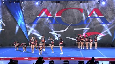 Excite Gym and Cheer - Crush [2021 L4 Small Senior Day 1] 2021 ACA All Star DI Nationals