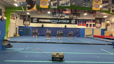 Premier Athletics - Illusion [L1 Junior - Non-Building] 2021 Varsity All Star Winter Virtual Competition Series: Event II