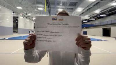 Prior Lake High School [Medium Varsity Non Tumble] 2021 UCA January Virtual Challenge