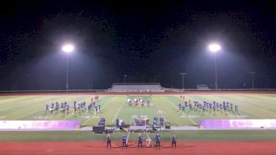 Vernon Township High School Viking Marching Band 2020