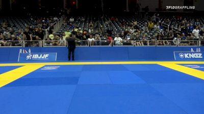 MARGARET ROSE GRINDATTI vs MARIA MALYJASIAK 2021 World IBJJF Jiu-Jitsu No-Gi Championship