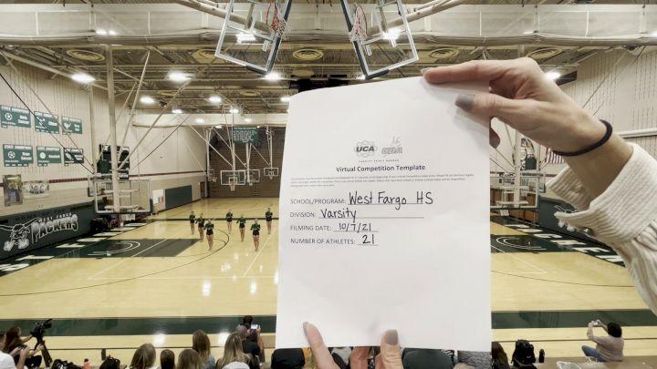 West Fargo High School [Super Varsity Game Day] 2021 UCA & UDA Game Day Kick-Off