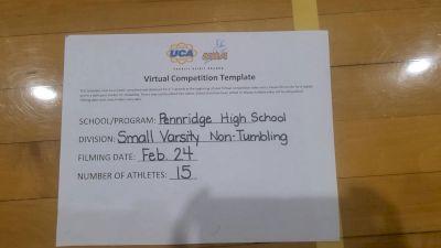 Pennridge High School [Small Varsity - Non Tumble] 2021 UCA February Virtual Challenge