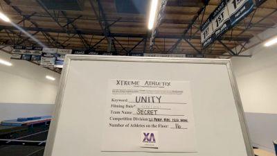 Xtreme Athletix - Secret [L1 Performance Recreation - 12 and Younger (NON) - Large] 2021 Varsity Rec, Prep & Novice Virtual Challenge IV