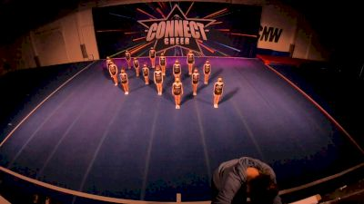Connect Cheer Northwest - Rose [L2 Youth - Small] 2021 PacWest Virtual Championship