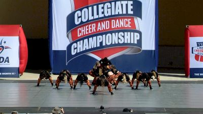 University of Louisiana Monroe - Hawkline [2021 Hip Hop Division IA Finals] 2021 NCA & NDA Collegiate Cheer & Dance Championship