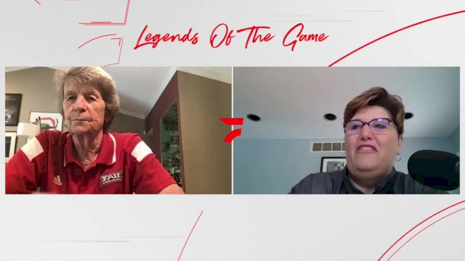 Joan Joyce   Legends Of The Game (Ep. 2)