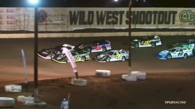 Highlights | Super Late Models Sunday at Wild West Shootout