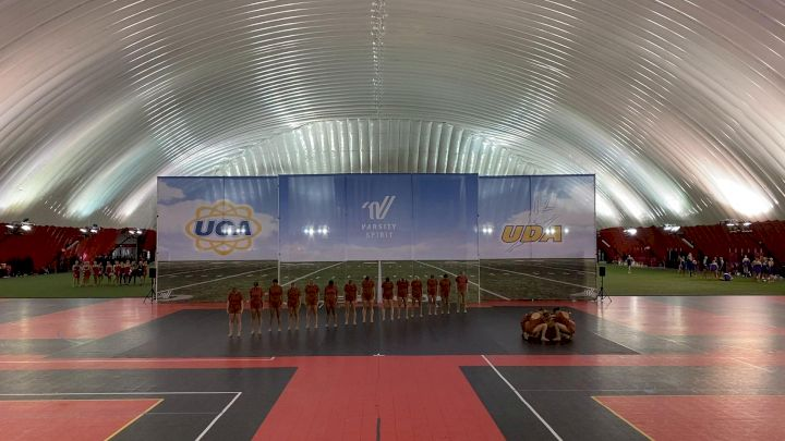 University of Iowa [Division IA] 2021 UDA College Camps: Home Routines