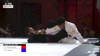 Adrian Lopez vs Daniel Dominguez | Fight To Win 179