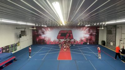 Core Athletix - Kryptonite [L1 Junior - Small] 2021 Varsity All Star Winter Virtual Competition Series: Event II
