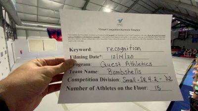 Quest Athletics - Bombshells [L4.2 Senior - D2] 2020 America's Best Virtual National Championship