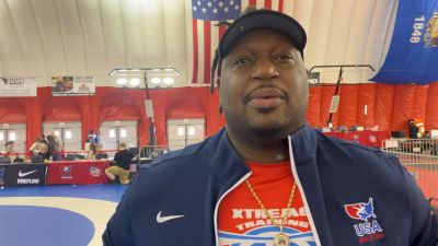Cornell  Robinson Evaluates the 2021 Cadet World Team