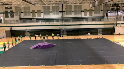 "Middletown High School Winter Guard--""How Lucky We Are"""