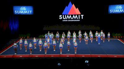 The Stingray Allstars - Marietta - Spice [2021 L5 Senior Coed - Large Semis] 2021 The Summit