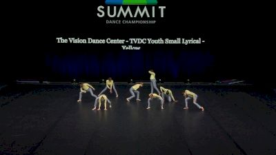 The Vision Dance Center - TVDC Youth Small Lyrical - Yellow [2021 Youth Contemporary / Lyrical - Small Finals] 2021 The Dance Summit