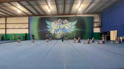Jersey All Stars - Evil Queens [L1 Youth] 2021 Spirit Festival Virtual Nationals