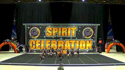 South Austin Elite Cheer - Tatsu - Fierce [L3 - U17] 2021 Spirit Celebration Halloween Challenge