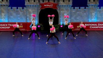 Prima Dance All-Stars - Open Pom [2021 Open - Pom Semis] 2021 UDA National Dance Team Championship