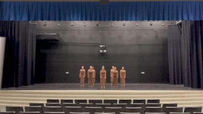Pacifica High School [Lyrical Varsity - Small] 2021 USA Spirit & Dance Virtual National Championships