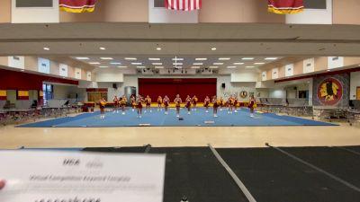 West Nassau High School [Game Day Junior Varsity] 2020 UCA Virtual Regional